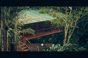 Rock house rooms at Ela Ecoland