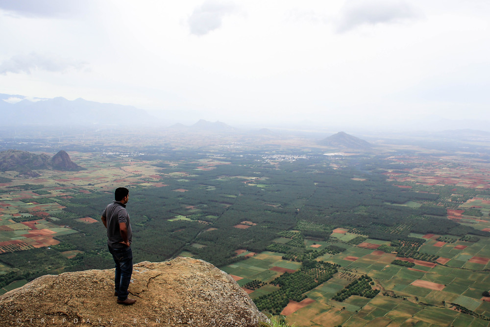 Ramakkalmedu view point