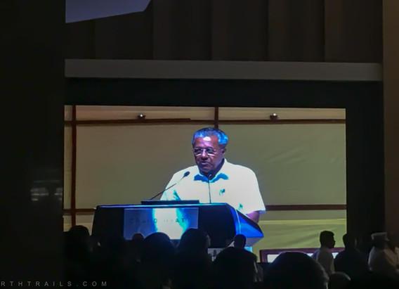 KTM speech Pinarayi Vijayan.jpg