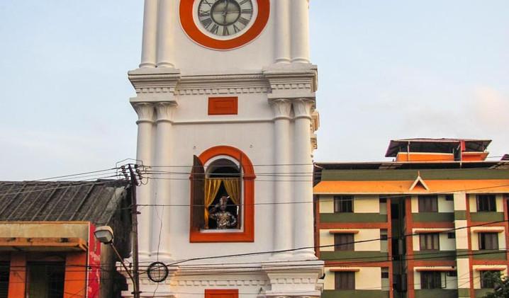 Cochin Heritage trail tower.jpg