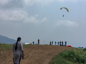 Paragliding in Vagamon Kerala - Enjoy the magnificence of the Western Ghats