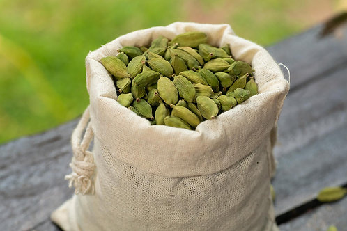 Green Cardamom Wholesale Packs (1 & 5 Kilo pack variants)
