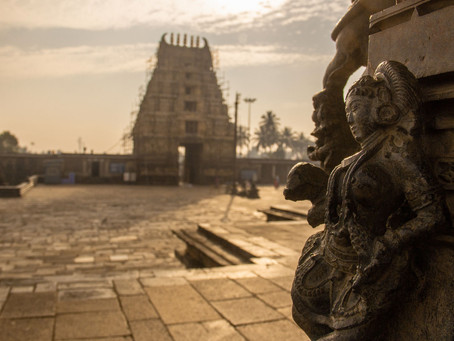 Must see monuments of Southern India - A guided tour