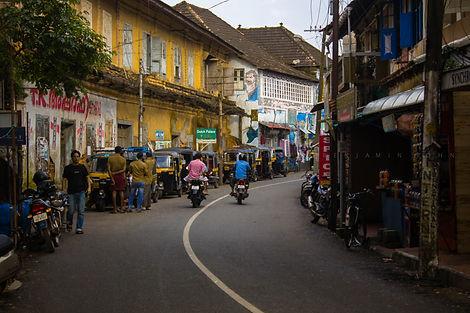 Old Cohin city
