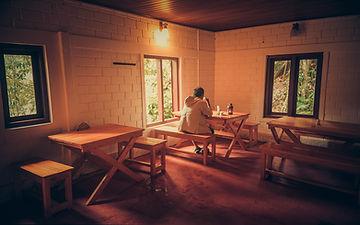 Restauran at Ela Ecoland Munnar