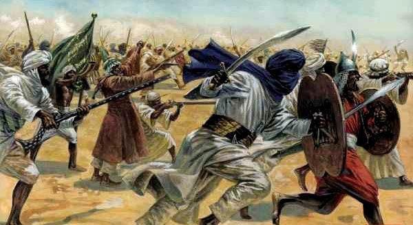 Muslim invaders