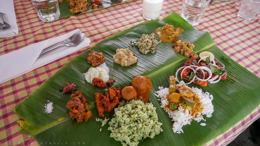 The Chettiar Meal