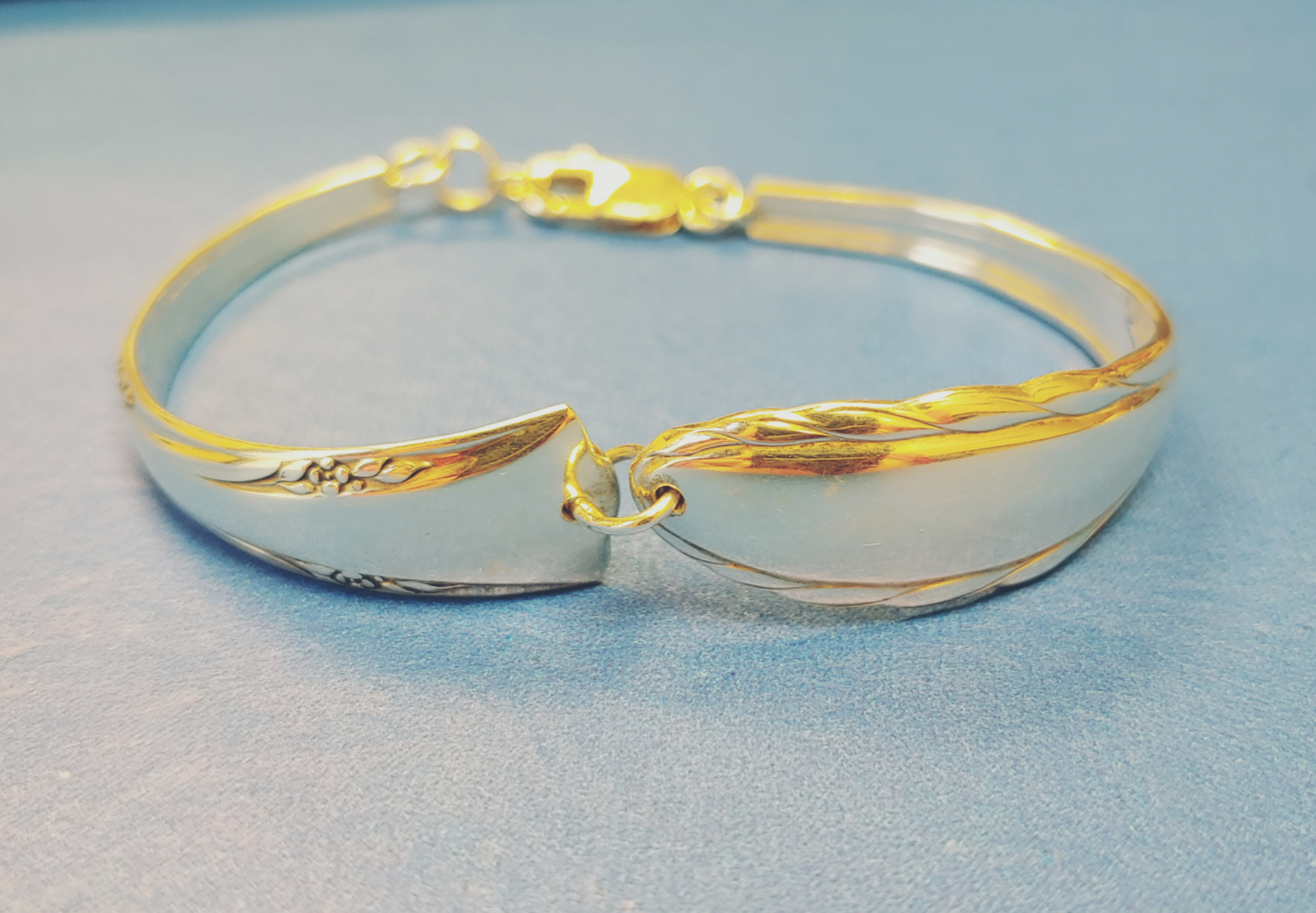 Silver Spoons Bracelet