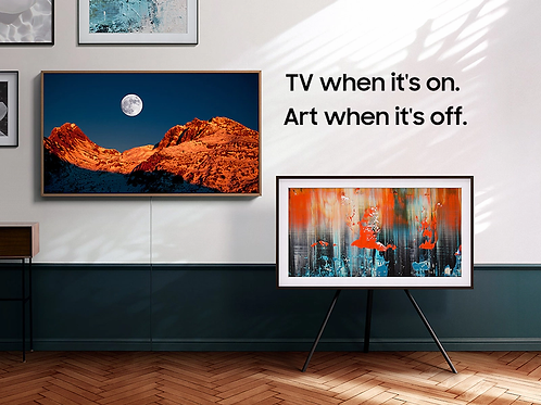 """32"""" Class The Frame QLED HDR Smart TV (2020)"""