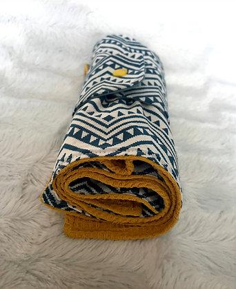 Lot de serviette de table lavable