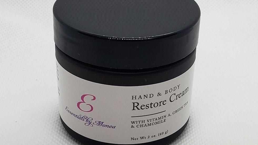 Hand & Body Restore Cream