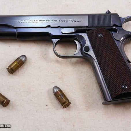 The One - Colt M1911 45 ACP