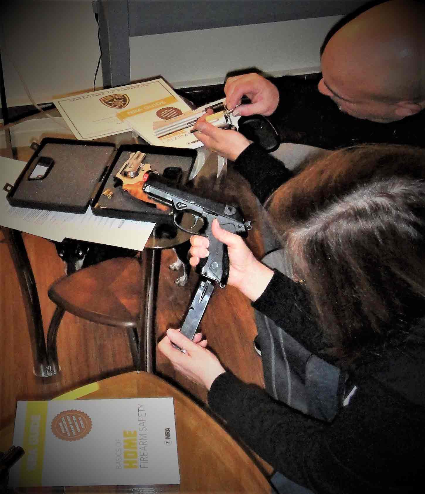 Handgun Safety - All Pistol Permit Types
