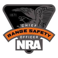 Chief Range Safety Officer logo