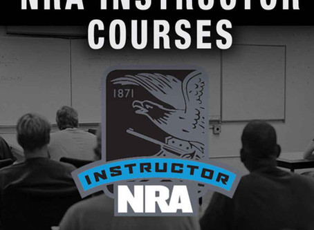Who can be NRA Instructor and How?