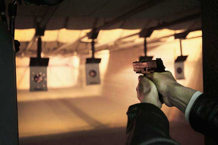 Personal Lessons- 2hr Gun of Your Choice