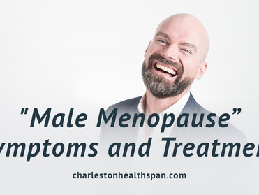 Andropause - MALE menopause