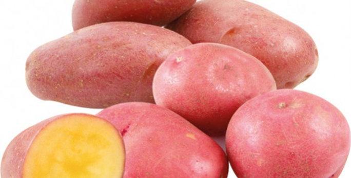 Картофи червени Франселин 1кг