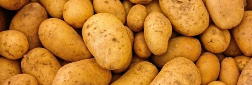 Био картофи пресни 1кг Софина