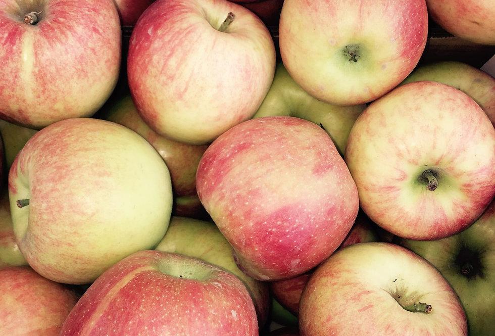 Био ябълки микс 500гр.