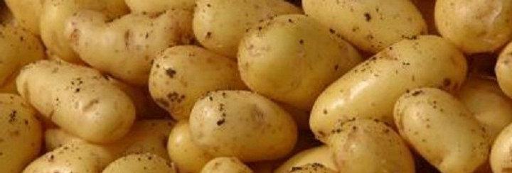 Картофи пресни с кожичка България 1кг