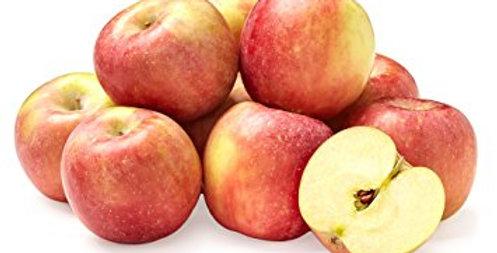 Ябълки Гала среден размер 1кг нова реколта
