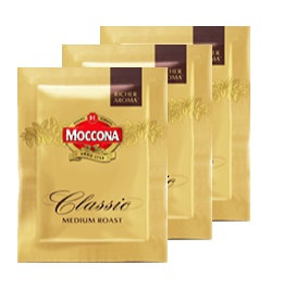 Moccona Medium Roast Sachets 1.5g x 1000