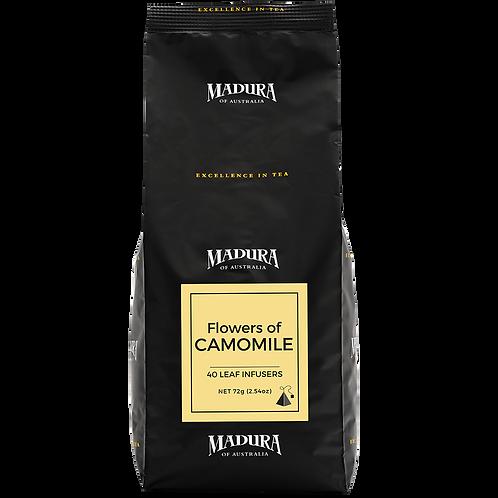 Tea Bags Madura Camomile Silk Infuser 240pk