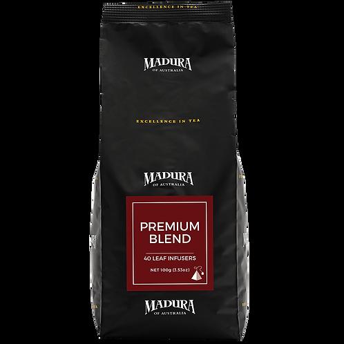 Tea Bags Madura Premium Black Silk Infuser 240pk