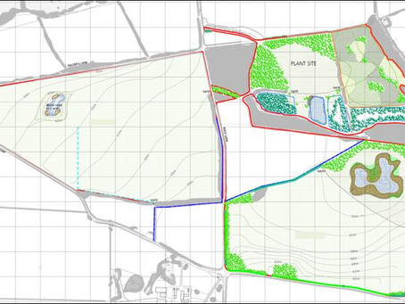 TerraConsult secure deposit for recovery permit on quarry restoration scheme