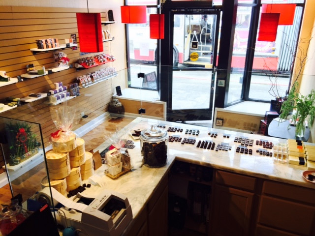 Come to our new shop at 4207 Geary Blvd at 6th avenue in San Francisco.