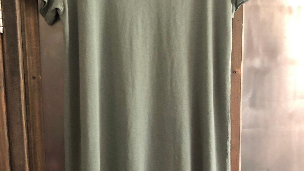 Rae Line Dress (Clay)