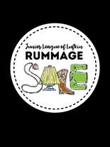 Rummage Sale Logo - Transparent Backgrou