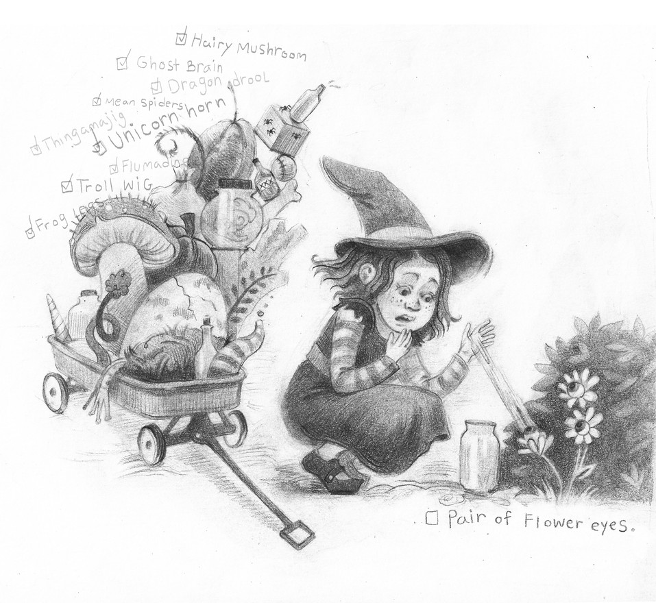 Witch's Ingredients