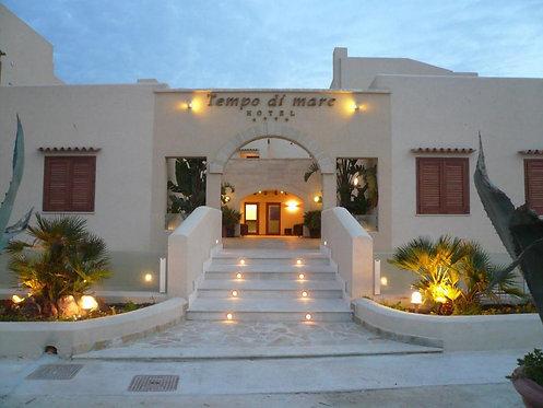 Hotel Tempo di Mare - FAVIGNANA