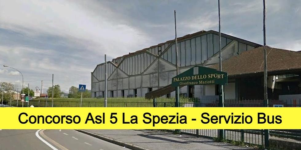Concorso OSS Asl 5 La Spezia - 22/07/21