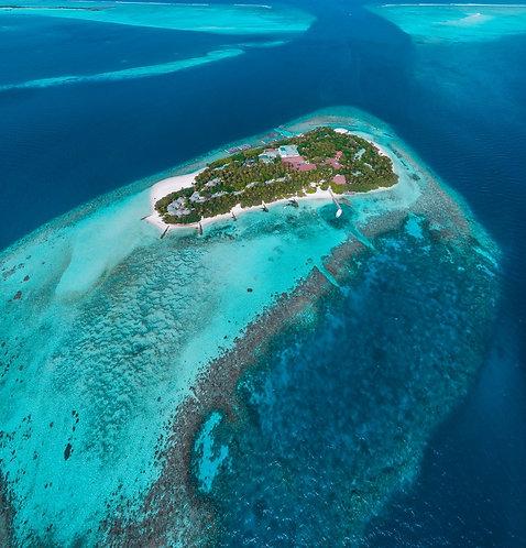 EMBUDU VILLAGE ISLAND RESORT - SOUTH MALE ATOLL