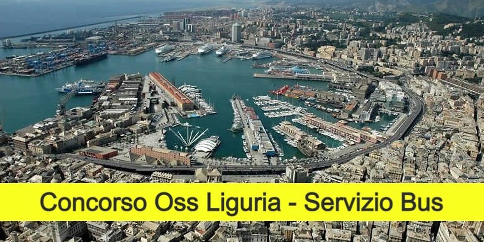 Concorso OSS Liguria