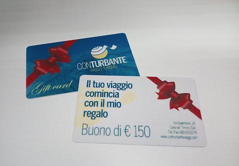 Conturbante Gift Card