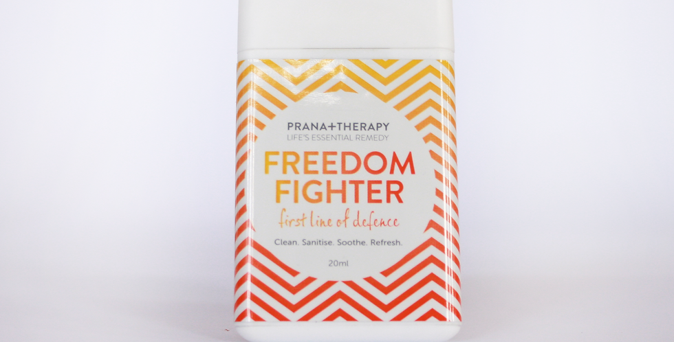 Freedom Fighter Prana Therapy 20ml