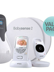 Baby Sense Baby Monitors with Cameras