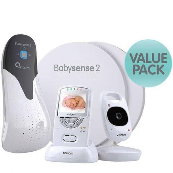 Baby Sense Baby Monitors with Cameras
