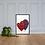 Thumbnail: Feelus #2 - Framed matte paper poster