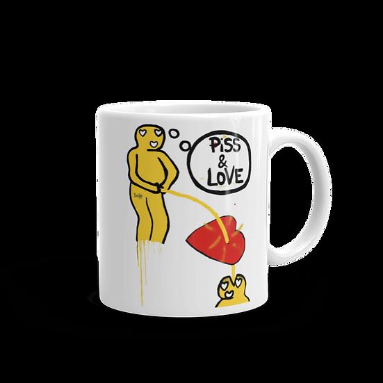 Piss And Lovus - Mug