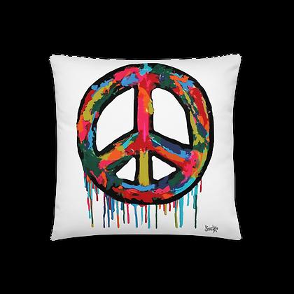 Peace Plumus - Basic Pillow