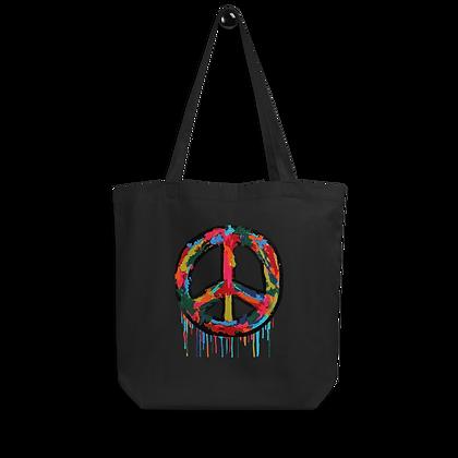 Peace Plumus - Eco Tote Bag