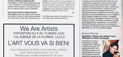 Article La Libre Belgique - Waa Brussels exposition.jpg