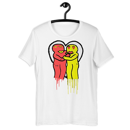 Hugus - Short-Sleeve Unisex T-Shirt