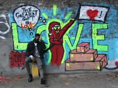 B.Boucau The Greatest Gift wall 2016 2.jpg