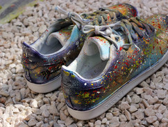B.Boucau splash Shoes Purple T.45 2019 5